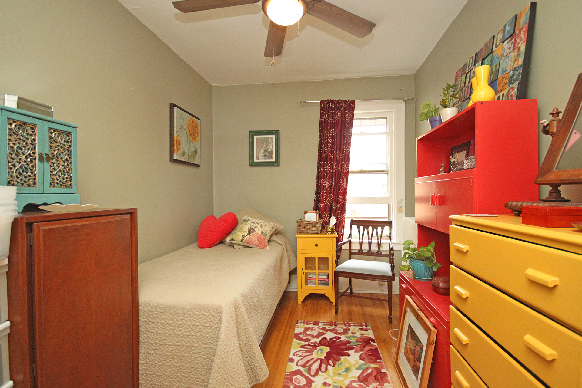Primary Bedroom at 6 - 7 Balsam Avenue, The Beaches, Toronto