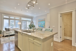 Kitchen at 54 Unsworth Avenue, Lawrence Park North, Toronto