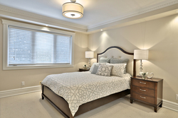 Primary Bedroom at 54 Unsworth Avenue, Lawrence Park North, Toronto
