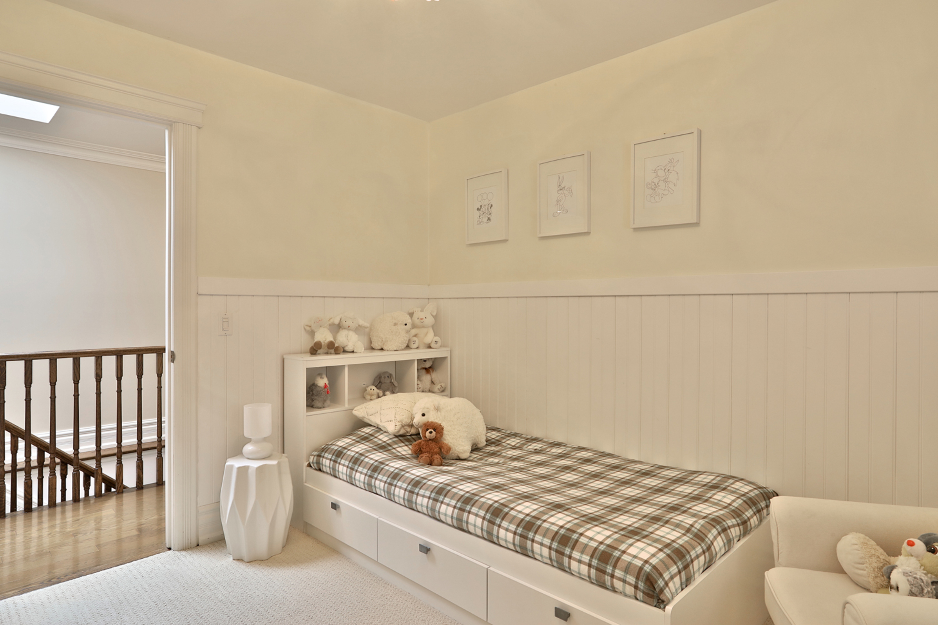Bedroom at 54 Unsworth Avenue, Lawrence Park North, Toronto