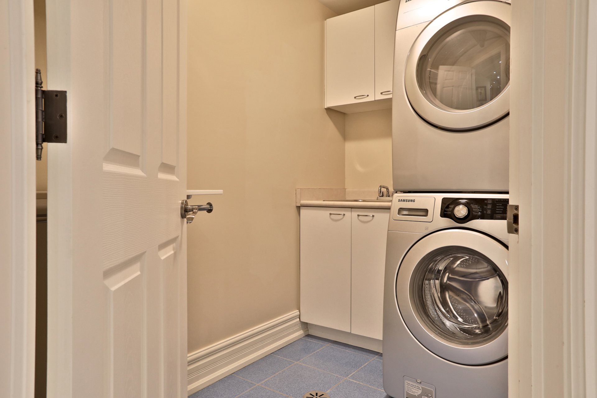 Laundry Room at 54 Unsworth Avenue, Lawrence Park North, Toronto