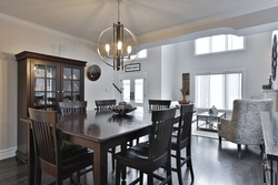 Dining Room at 147 Manse Road, West Hill, Toronto
