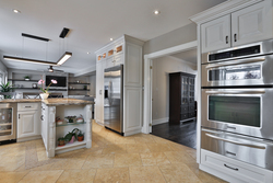 Kitchen at 147 Manse Road, West Hill, Toronto