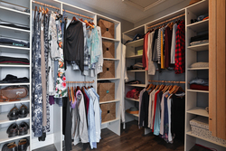 Walk-in Closet at 147 Manse Road, West Hill, Toronto
