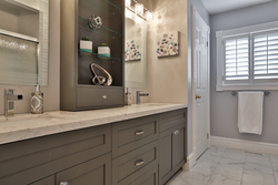 5 Piece Semi-Ensuite Bathroom at 147 Manse Road, West Hill, Toronto