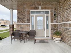 Porch at 119 Roy Nichols Drive, Courtice, Clarington