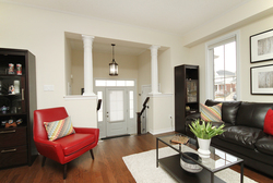 Living Room at 119 Roy Nichols Drive, Courtice, Clarington