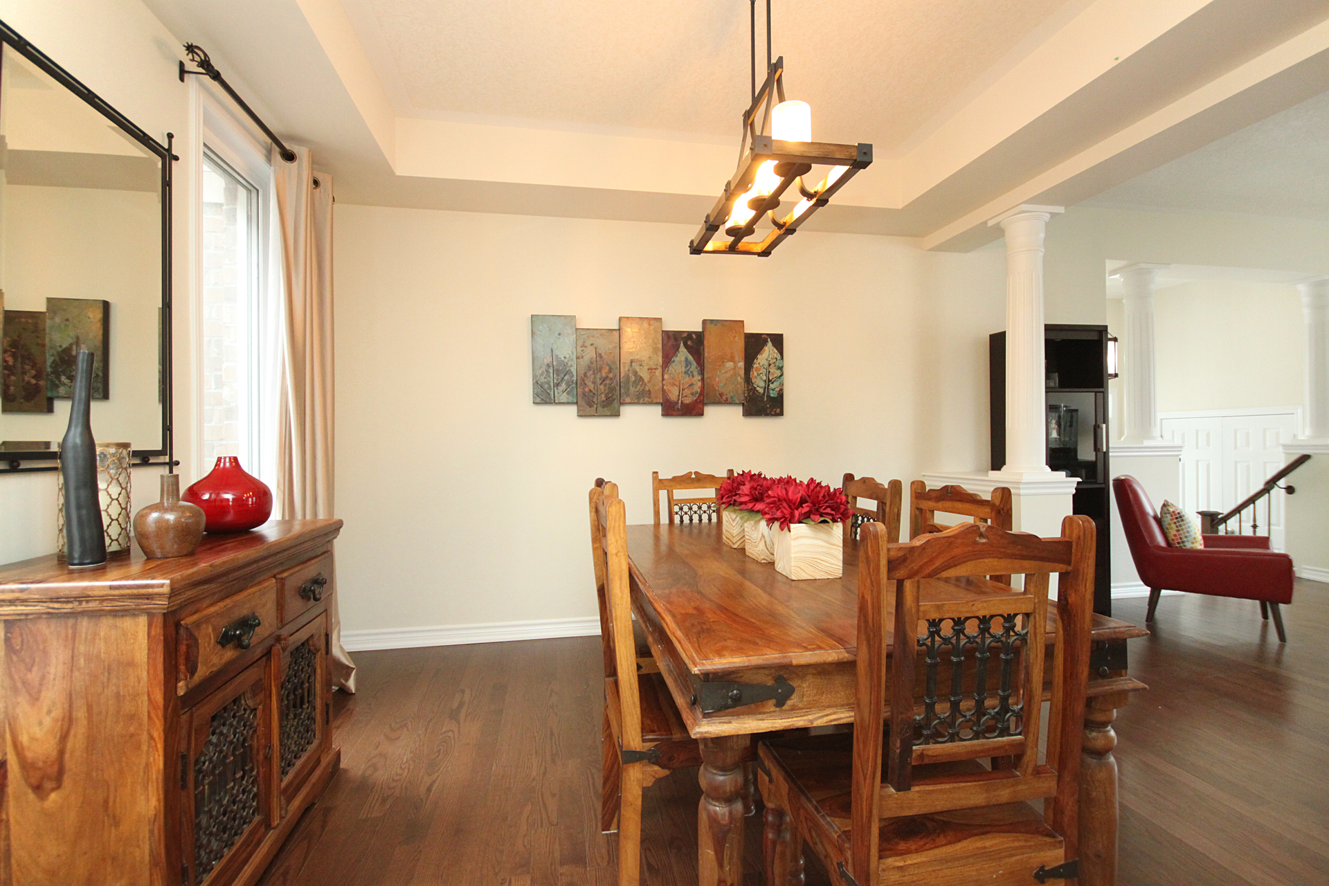 Dining Room at 119 Roy Nichols Drive, Courtice, Clarington