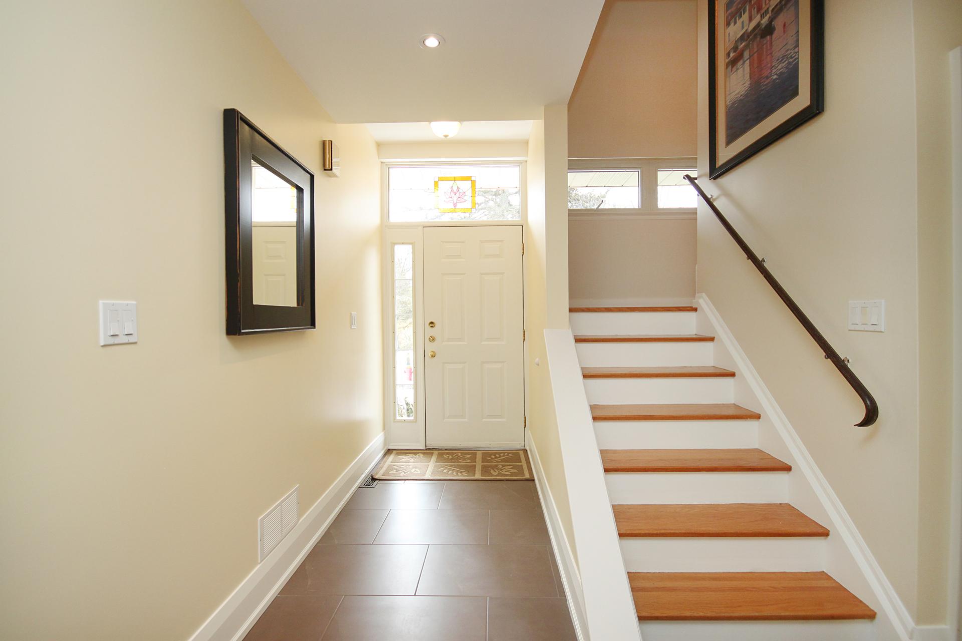 Foyer at 38 Addison Crescent, Banbury-Don Mills, Toronto