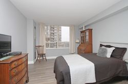 Primary Bedroom at 1002 - 205 Wynford Drive, Banbury-Don Mills, Toronto