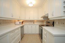 Kitchen at 1002 - 205 Wynford Drive, Banbury-Don Mills, Toronto