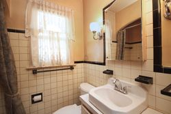 4 Piece Bathroom at 69 Vanderhoof Avenue, Leaside, Toronto