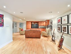 Media Room at 8 Swiftdale Place, Parkwoods-Donalda, Toronto