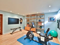Exercise Room at 8 Swiftdale Place, Parkwoods-Donalda, Toronto