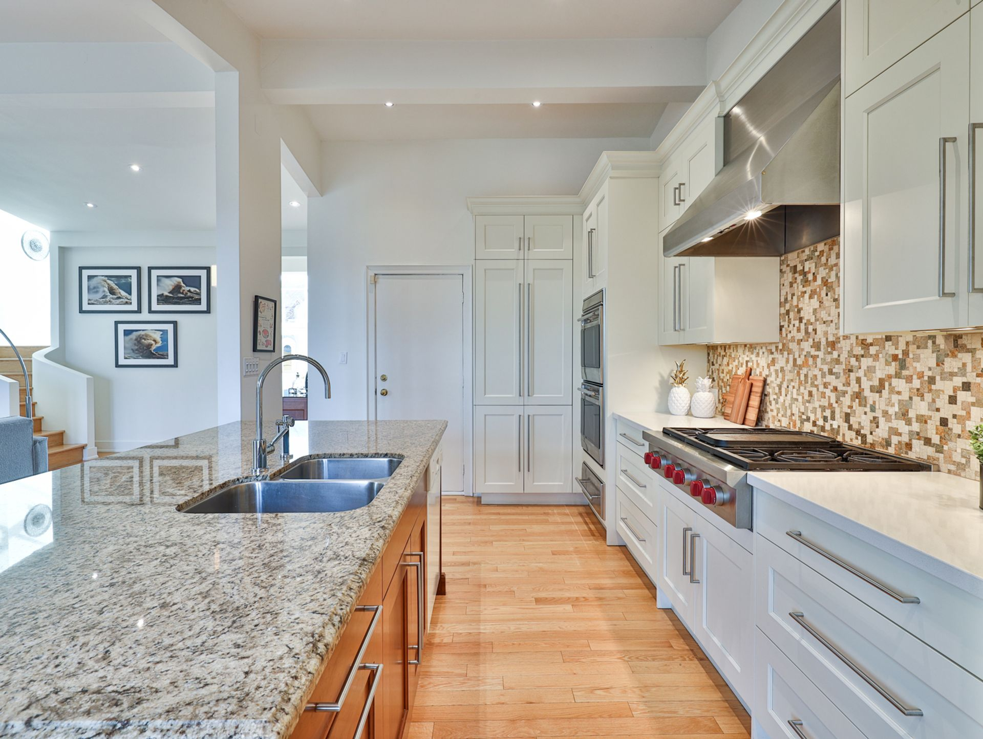 Kitchen at 8 Swiftdale Place, Parkwoods-Donalda, Toronto