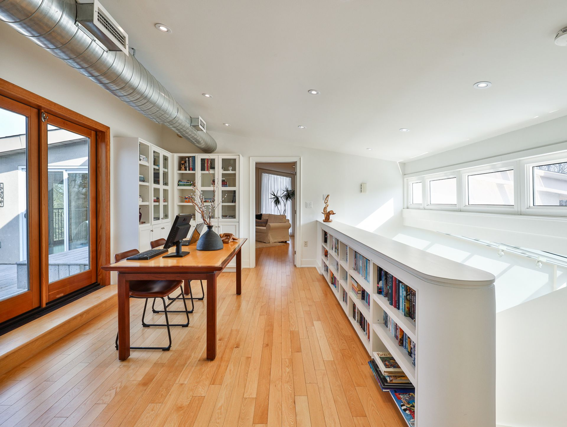 Library at 8 Swiftdale Place, Parkwoods-Donalda, Toronto