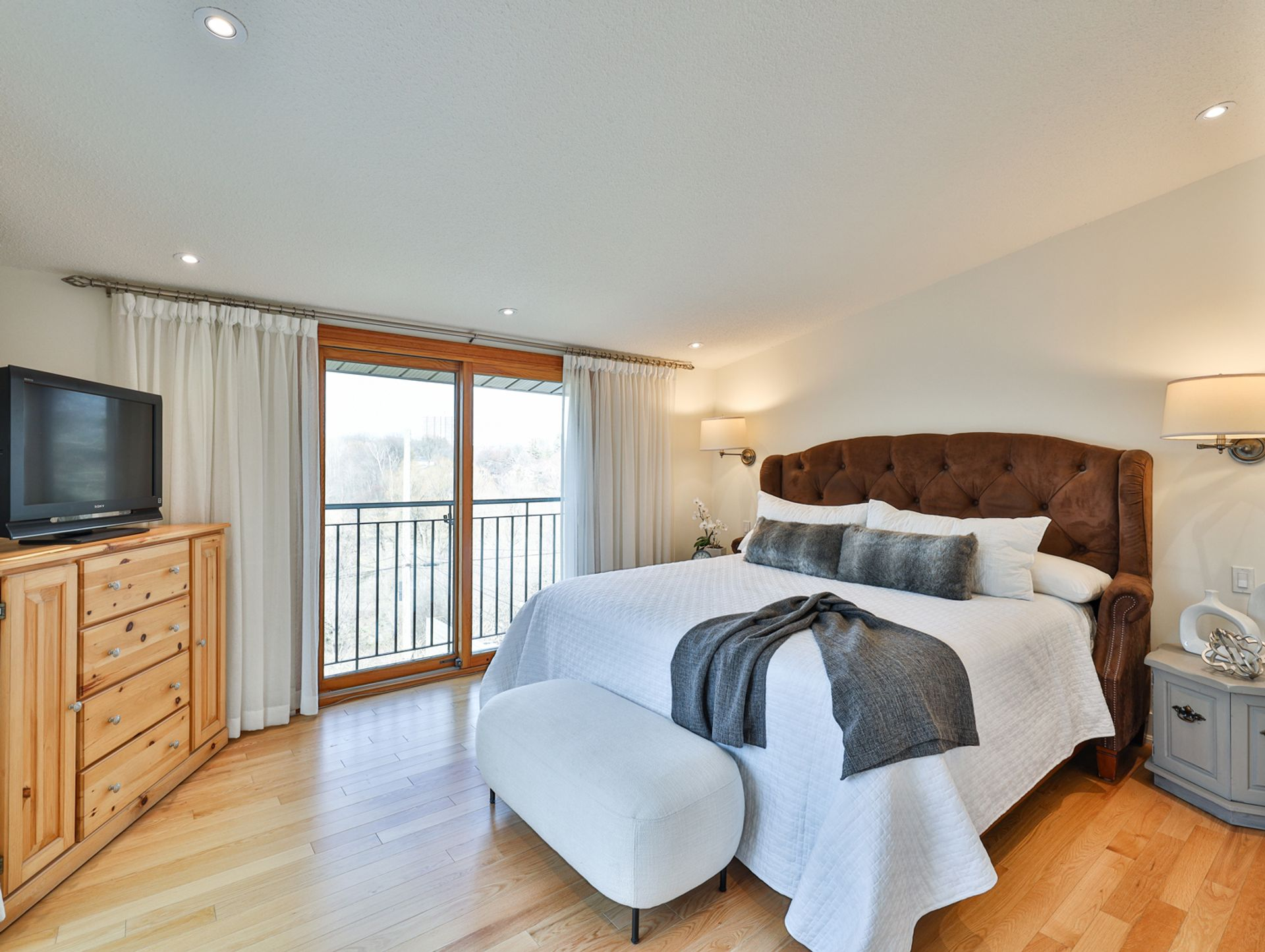 Primary Bedroom at 8 Swiftdale Place, Parkwoods-Donalda, Toronto