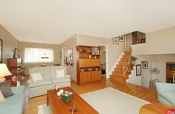 Living & Dining Room at 55 Roanoke Road, Parkwoods-Donalda, Toronto