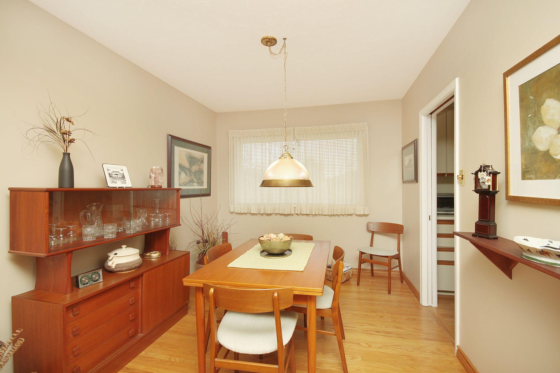 Dining Room at 55 Roanoke Road, Parkwoods-Donalda, Toronto