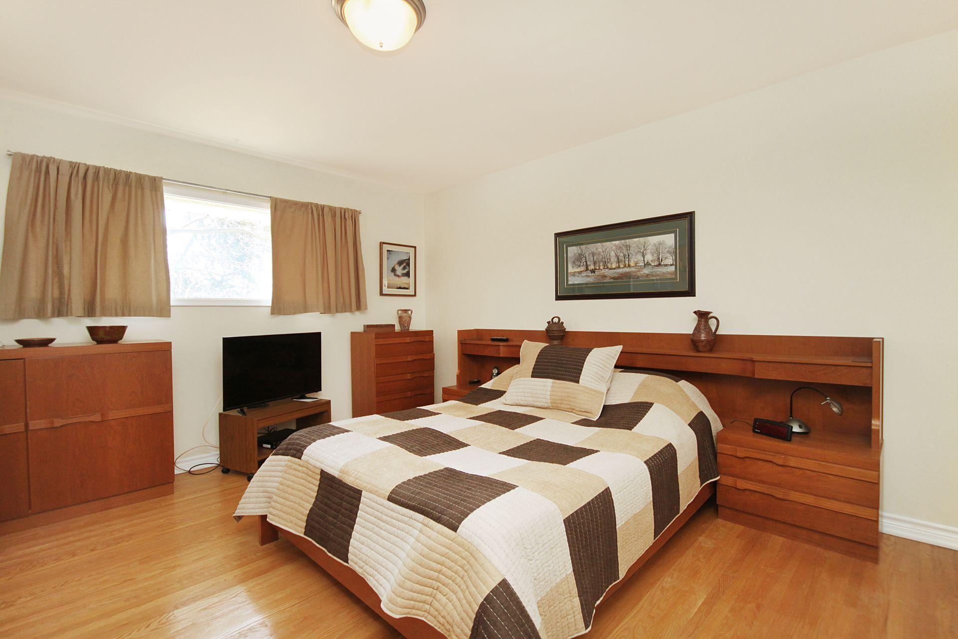 Primary Bedroom at 55 Roanoke Road, Parkwoods-Donalda, Toronto