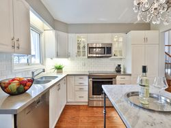 Kitchen at 62 Overbank Crescent, Parkwoods-Donalda, Toronto
