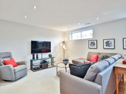 Family Room at 62 Overbank Crescent, Parkwoods-Donalda, Toronto