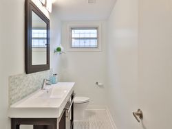 2 Piece Bathroom at 62 Overbank Crescent, Parkwoods-Donalda, Toronto