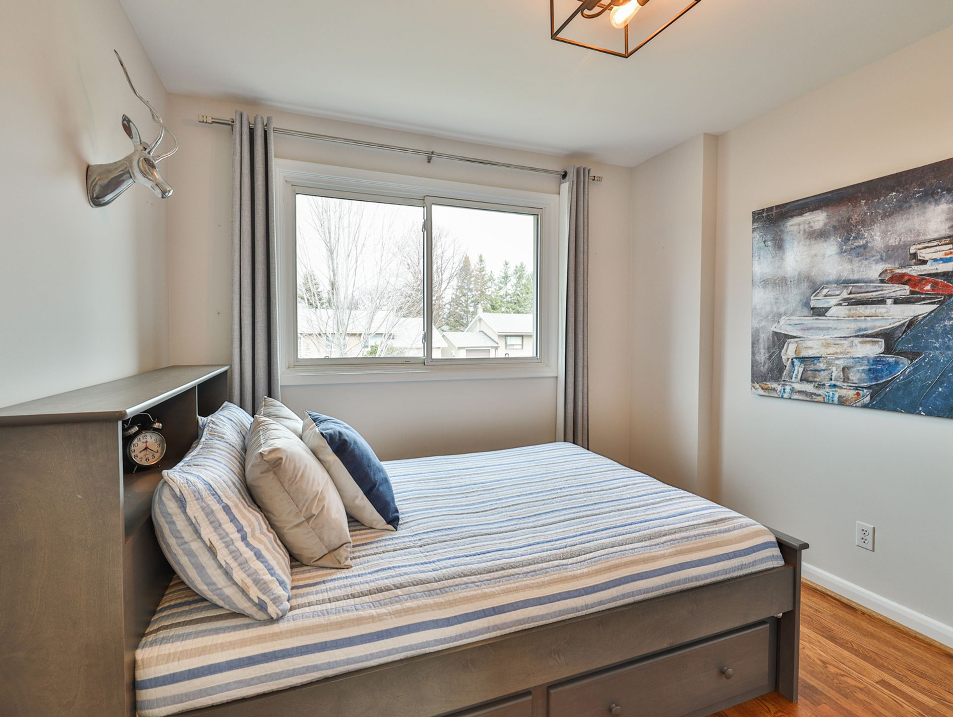 Bedroom at 62 Overbank Crescent, Parkwoods-Donalda, Toronto