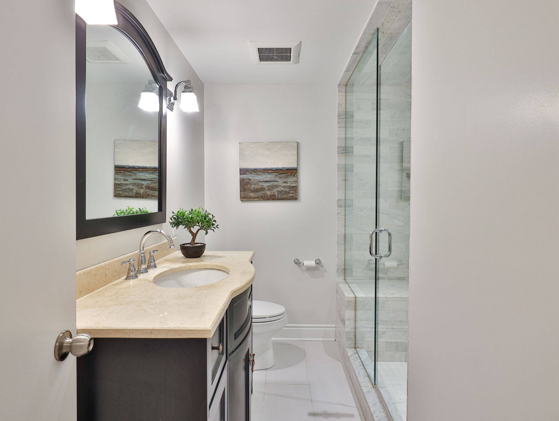 3 Piece Bathroom at 62 Overbank Crescent, Parkwoods-Donalda, Toronto