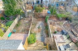 View of Backyard at 21 West Avenue, South Riverdale, Toronto