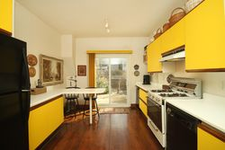 Kitchen at 21 West Avenue, South Riverdale, Toronto