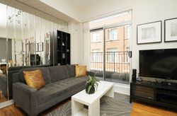 Living Room at TH3 - 1388 Bloor Street W, Dovercourt-Wallace Emerson-Junction, Toronto