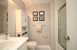 4 Piece Bathroom at TH3 - 1388 Bloor Street W, Dovercourt-Wallace Emerson-Junction, Toronto