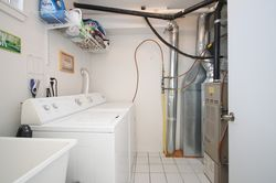 Laundry Room at TH3 - 1388 Bloor Street W, Dovercourt-Wallace Emerson-Junction, Toronto