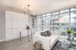Living & Dining Room at 632 - 15 Iceboat Terrace, Waterfront Communities C1, Toronto