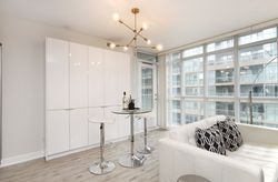 Dining Room at 632 - 15 Iceboat Terrace, Waterfront Communities C1, Toronto