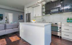Kitchen at 2810 - 33 Shore Breeze Drive, Mimico, Toronto