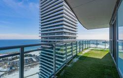 Balcony at 2810 - 33 Shore Breeze Drive, Mimico, Toronto