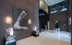 Lobby at 2810 - 33 Shore Breeze Drive, Mimico, Toronto