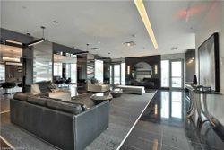 Lounge at 2810 - 33 Shore Breeze Drive, Mimico, Toronto