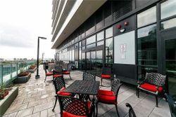 Outdoor Terrace at 2810 - 33 Shore Breeze Drive, Mimico, Toronto