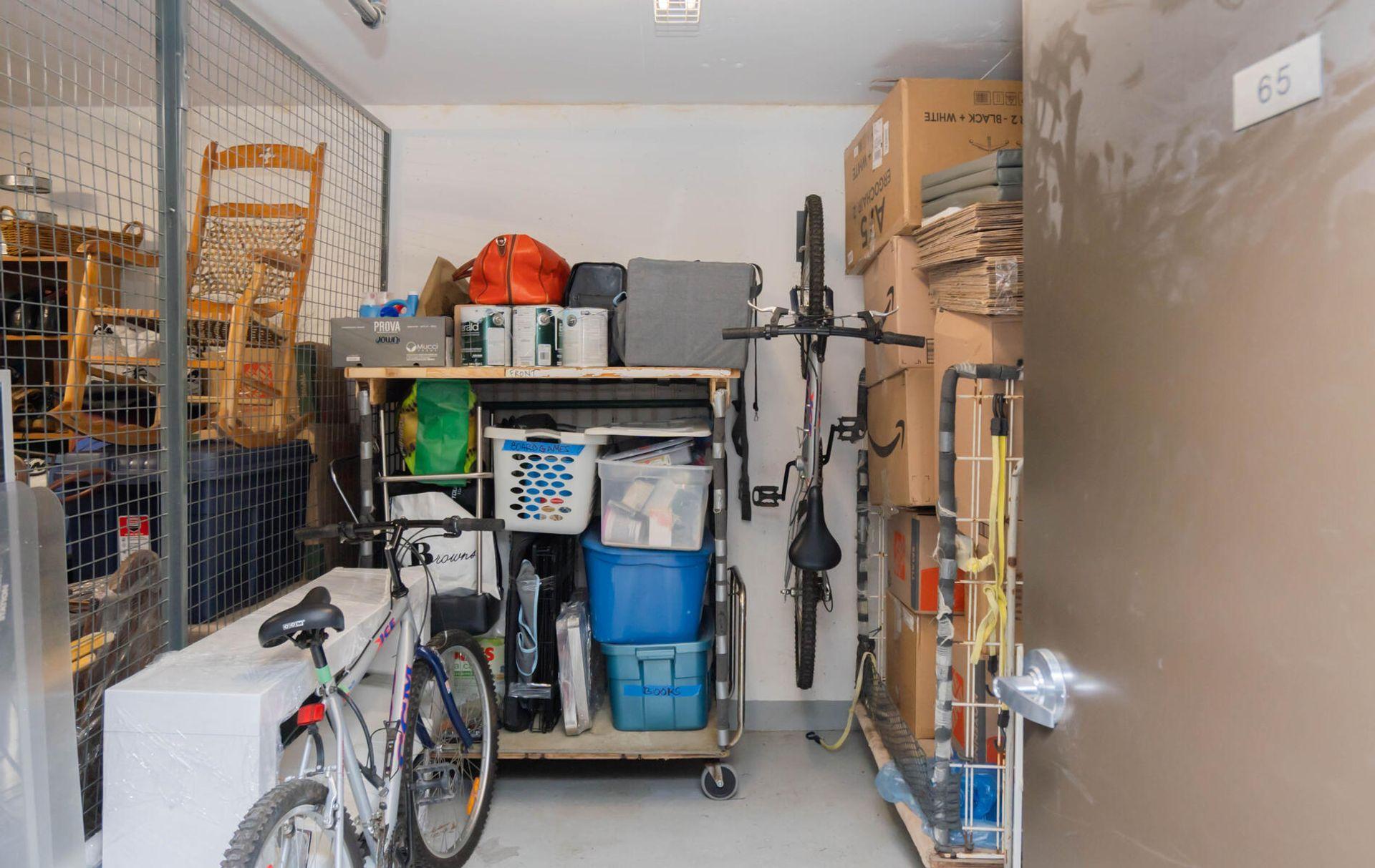 Locker at 2810 - 33 Shore Breeze Drive, Mimico, Toronto