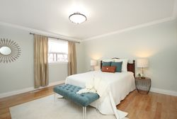 Primary Bedroom at 50 Rustywood Drive, Parkwoods-Donalda, Toronto