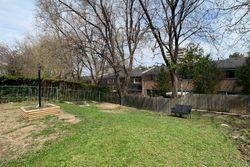 Backyard at 50 Rustywood Drive, Parkwoods-Donalda, Toronto