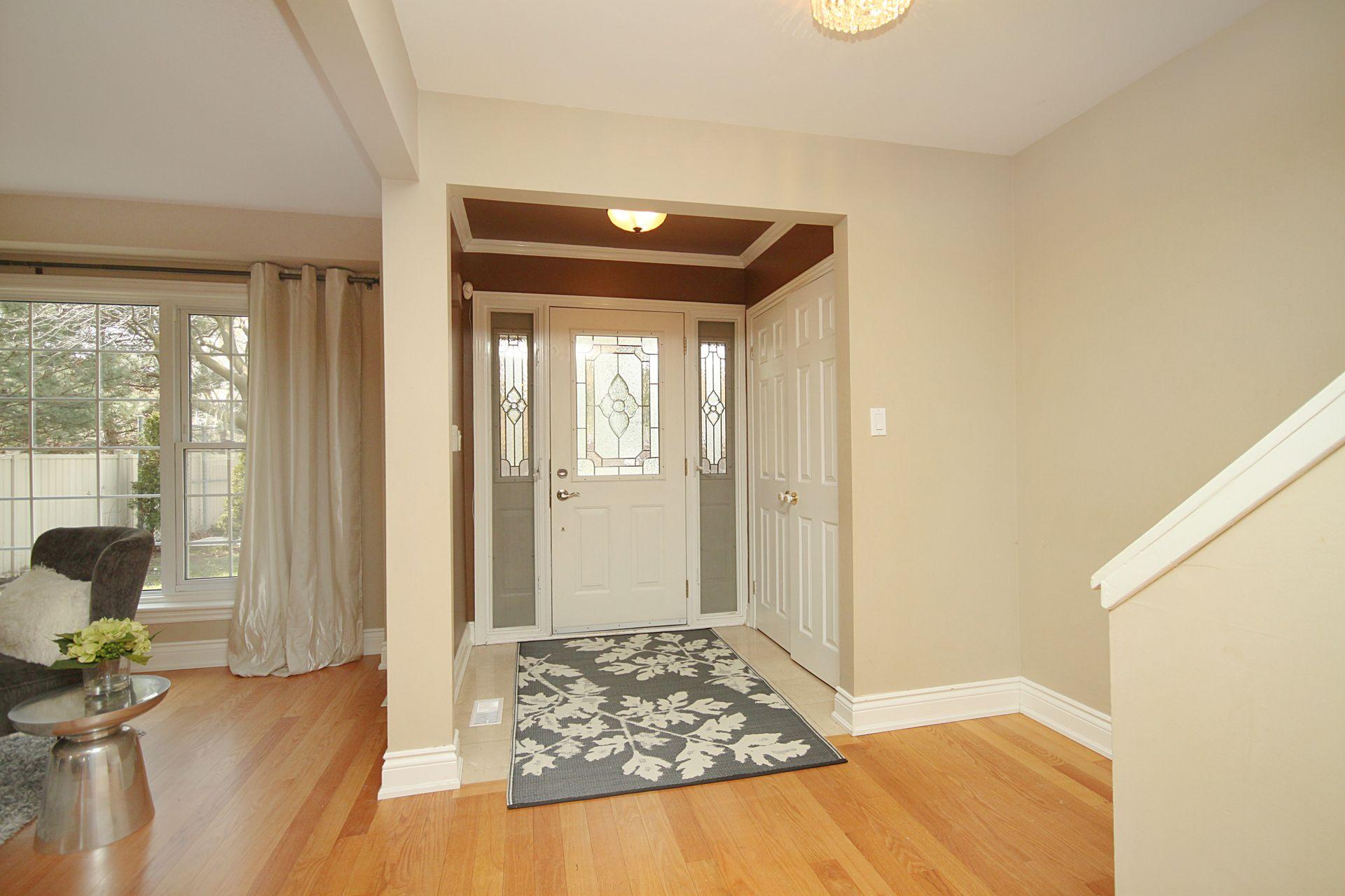 Foyer at 50 Rustywood Drive, Parkwoods-Donalda, Toronto