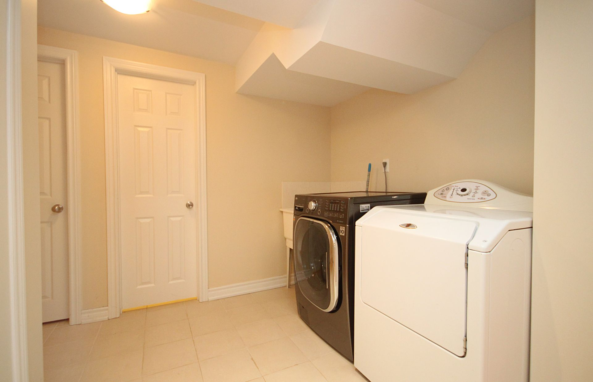 Laundry Room at 50 Rustywood Drive, Parkwoods-Donalda, Toronto