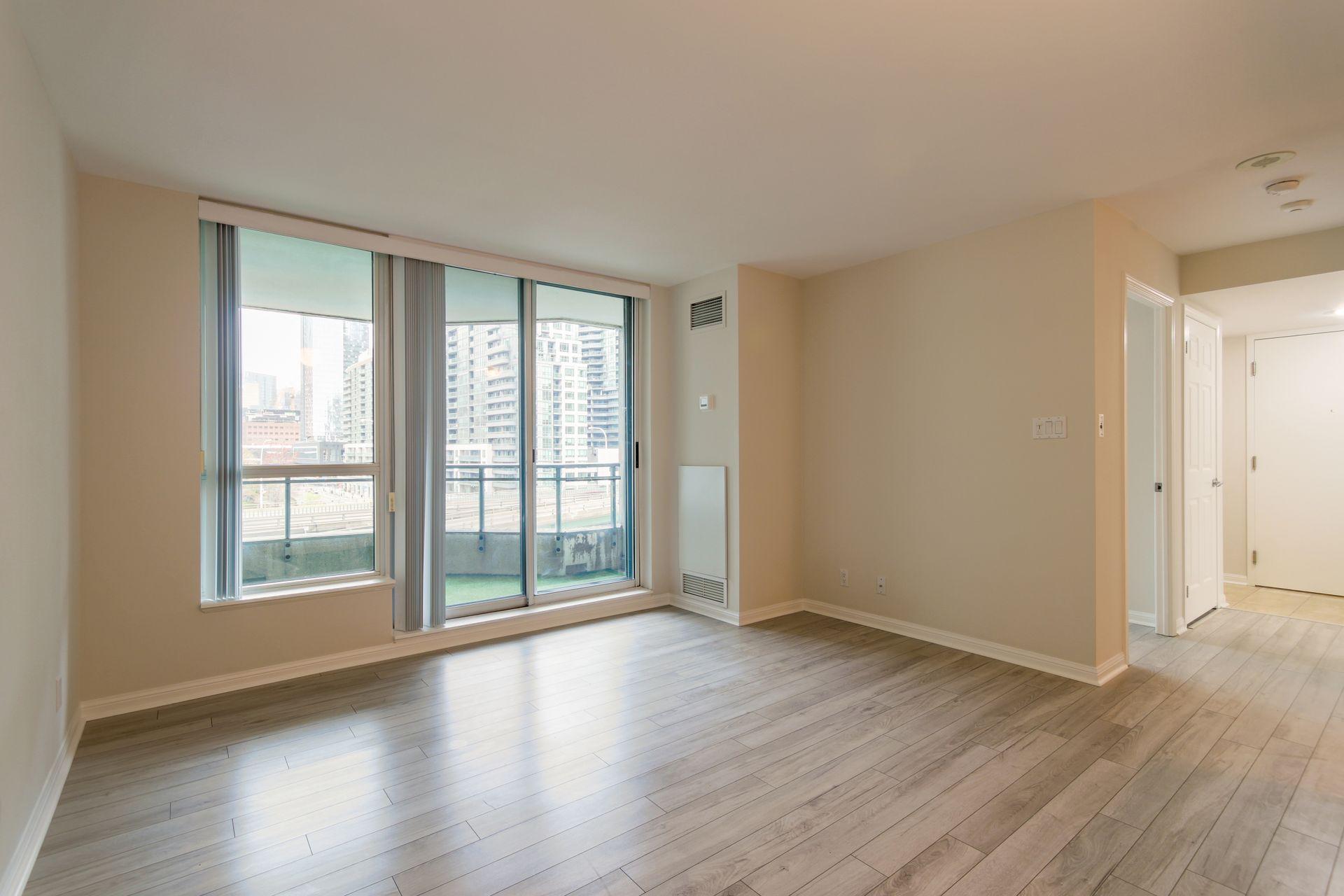 Living Room at 701 - 228 Queens Quay W, Waterfront Communities C1, Toronto
