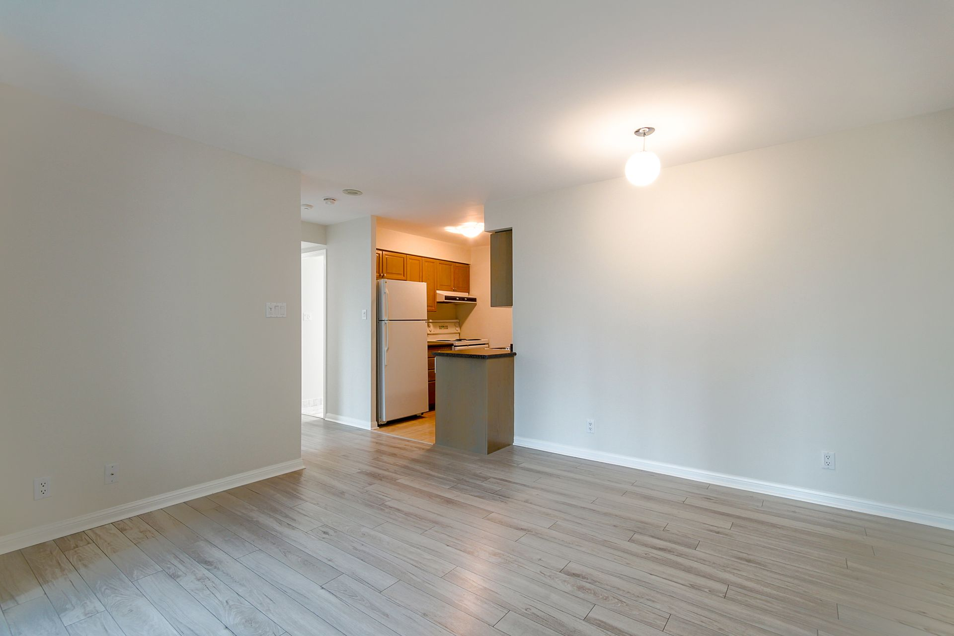 Living & Dining Room at 701 - 228 Queens Quay W, Waterfront Communities C1, Toronto