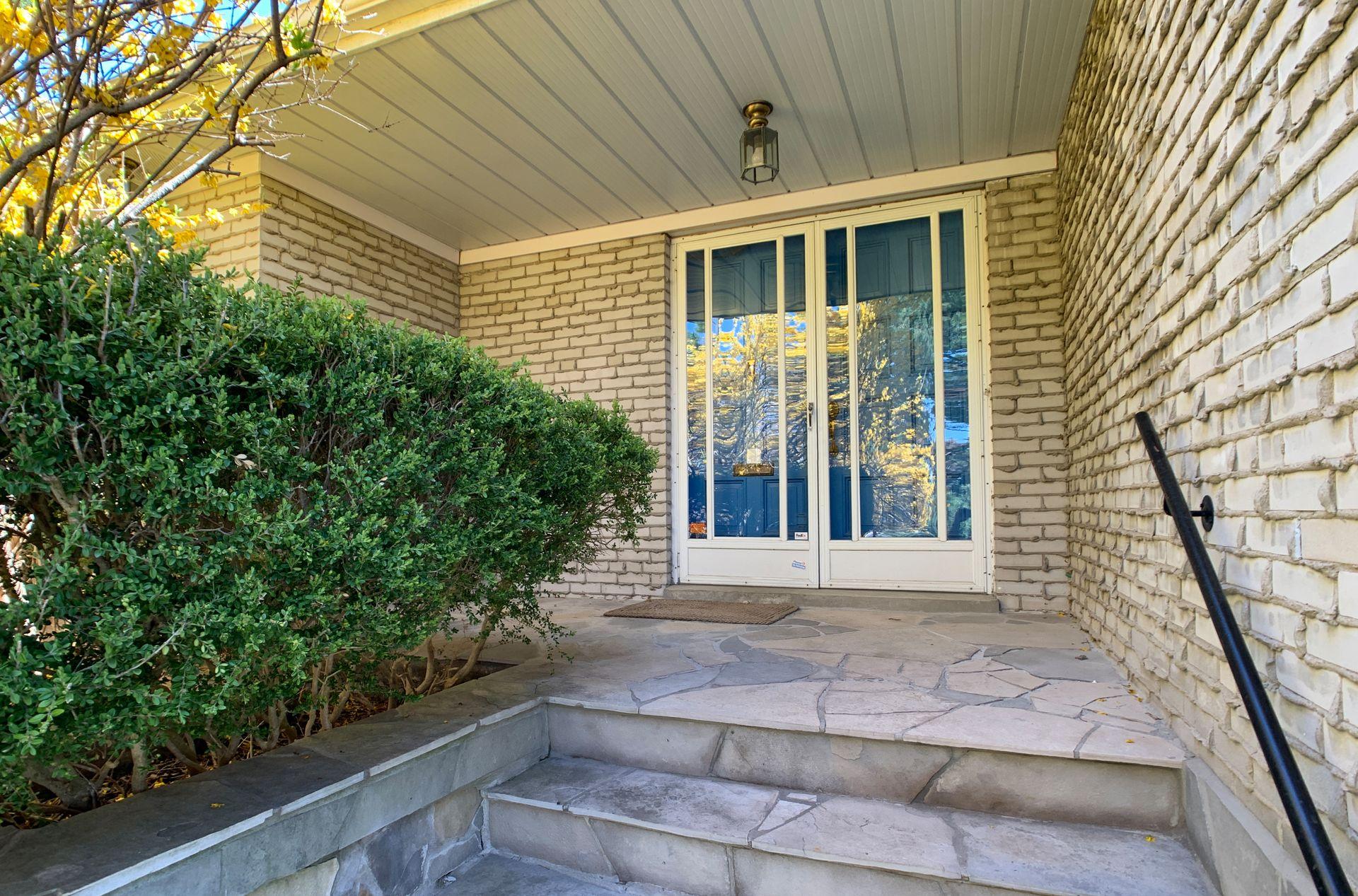 Front Porch at 17 Olsen Drive, Parkwoods-Donalda, Toronto