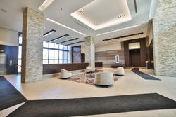 Lobby at 124 - 35 Brian Peck Crescent, Leaside, Toronto